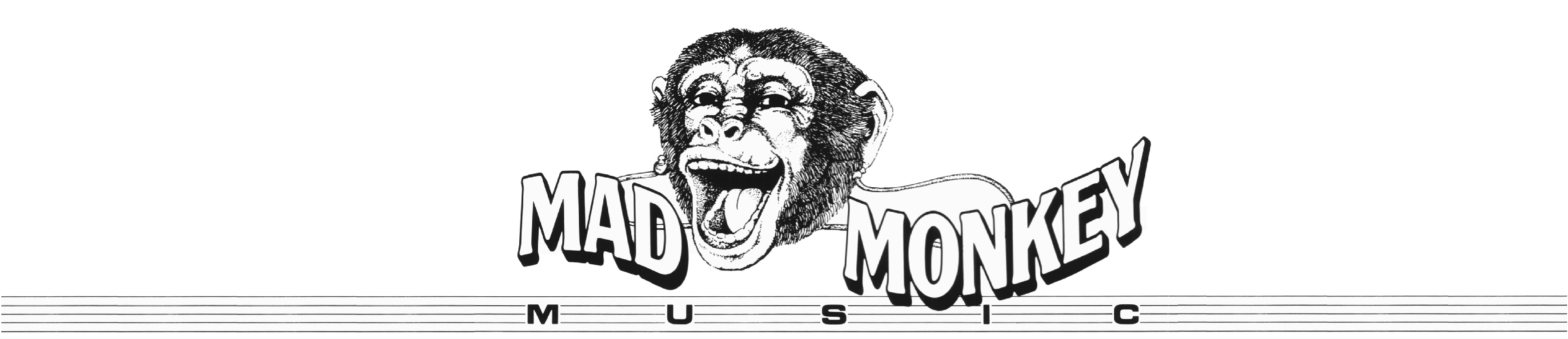 Mad Monkey Logo Header