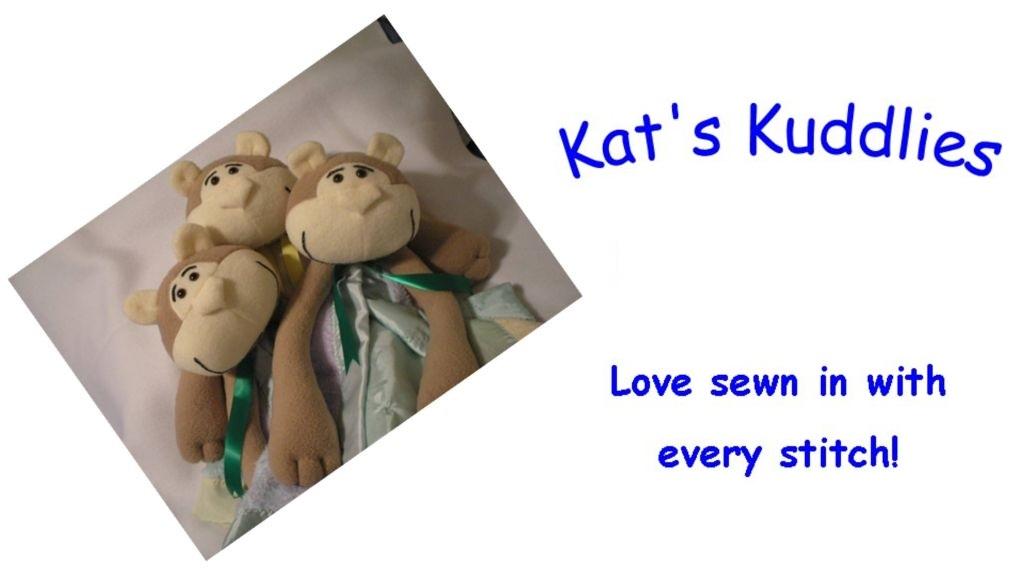 Kat's Kuddlies Logo Image