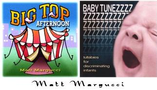 Matt Margucci CDBaby Image