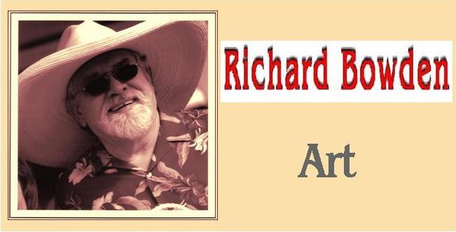 Richard Bowden Art Logo Image